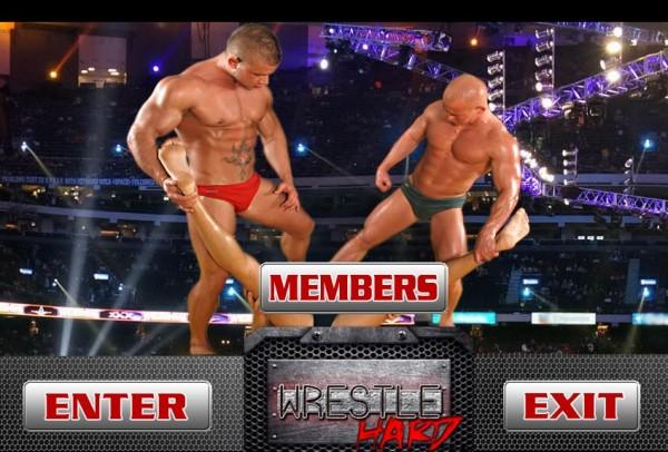 wrestleHardGaySex