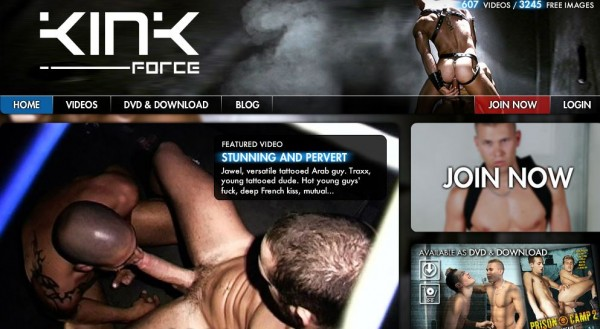 kinkForce