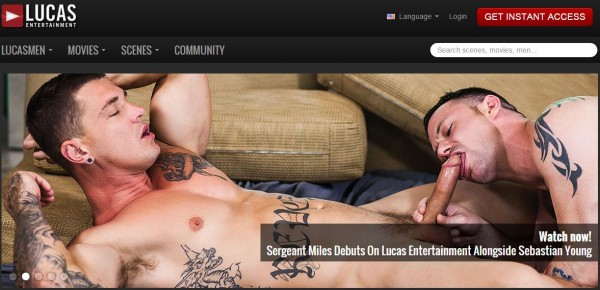 lucasEntertainment