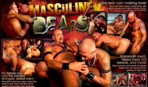 masculineBears