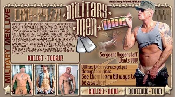 militaryMenLive