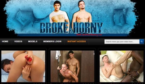 brokeAndHorny